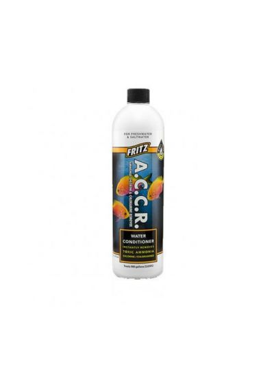 Fritz A.C.C.R. 8oz. Water Conditioner For Freshwater & Saltwater