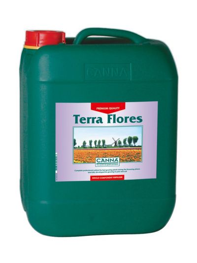 CANNA Terra Flores (Bloom)-10 Litre