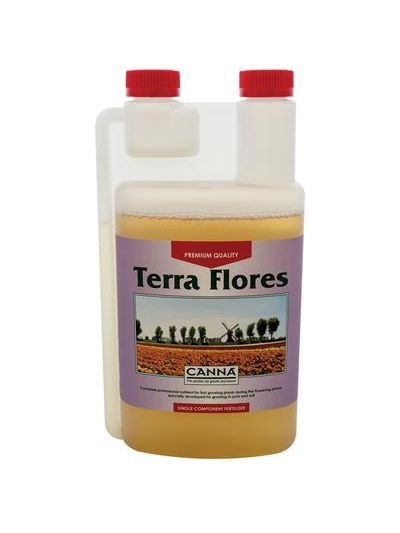 CANNA Terra Flores (Bloom)-1Litre