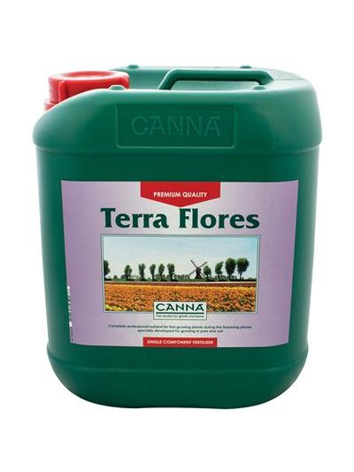 CANNA Terra Flores (Bloom)-5 Litre