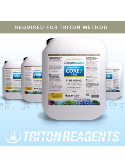 Triton Core 7 Reef (other Methods) 4 x 10L set