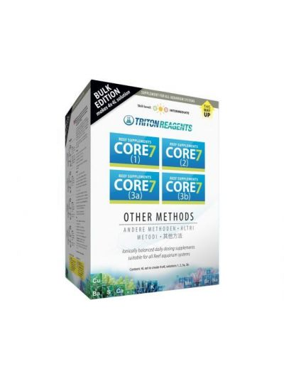 Triton Core 7 Reef Elements 4L BULK set
